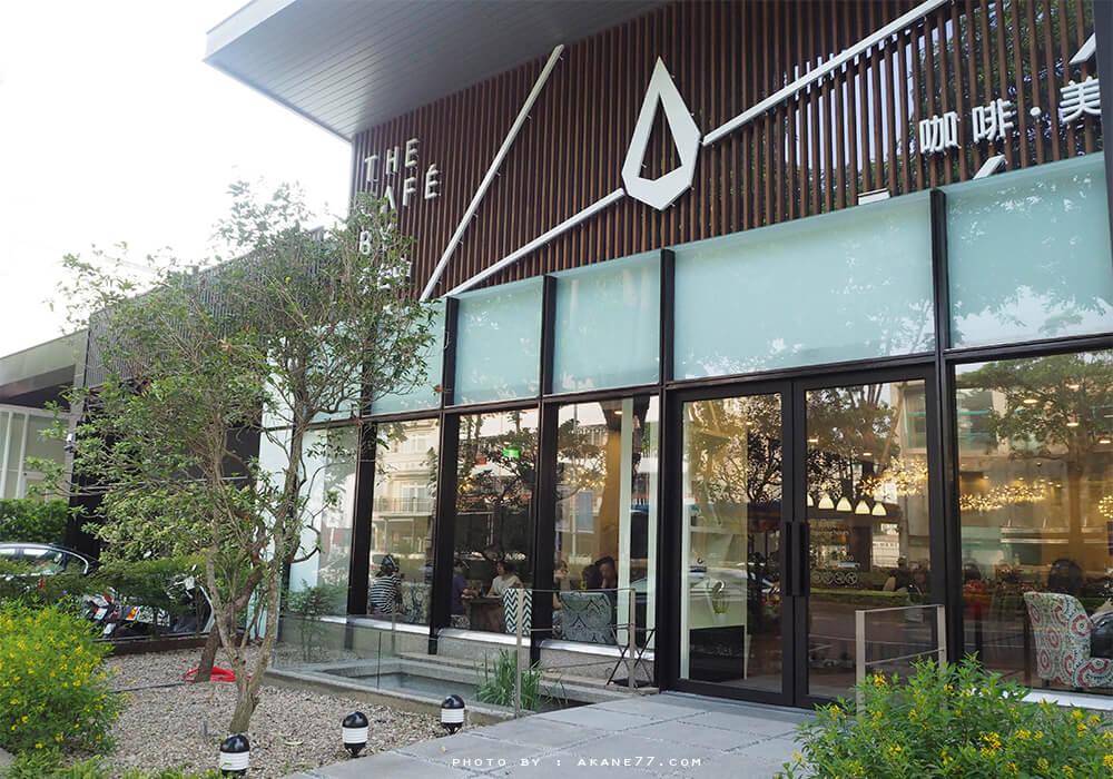 台中南屯七期 The Café By 想 台中 麻糬鬆餅好吃