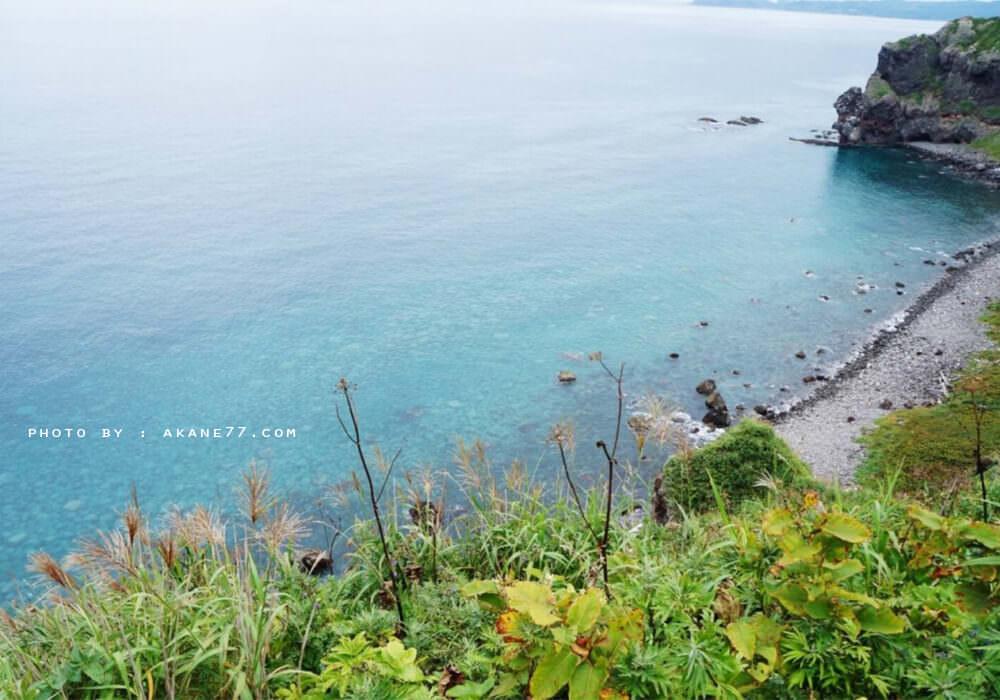 北海道小樽 積丹半島神威岬 吃海膽、看絕景