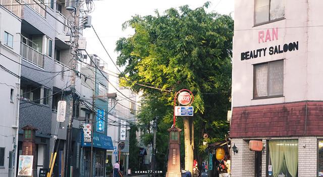 東京下町 散散步