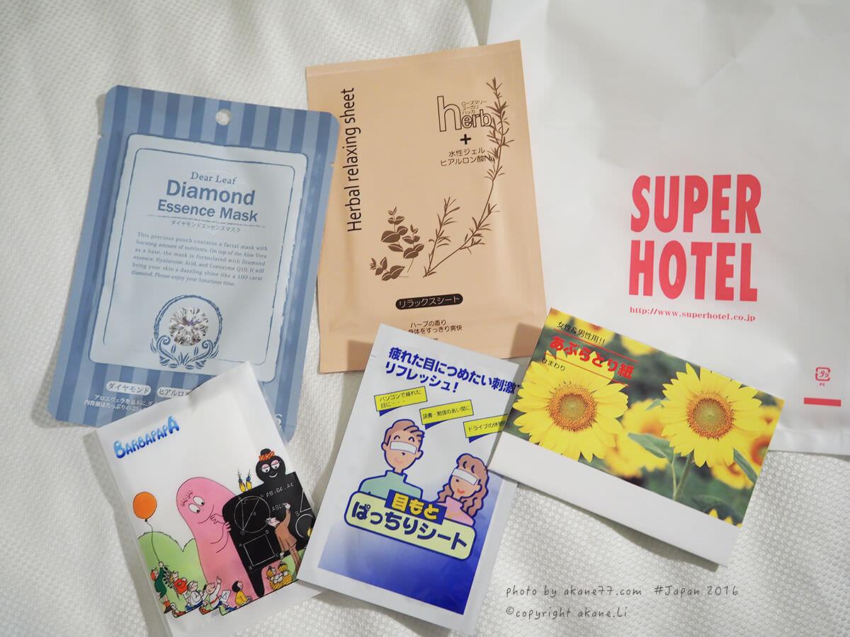 東京住宿⎮Super hotel 超級酒店日本橋三越前-住宿房型篇