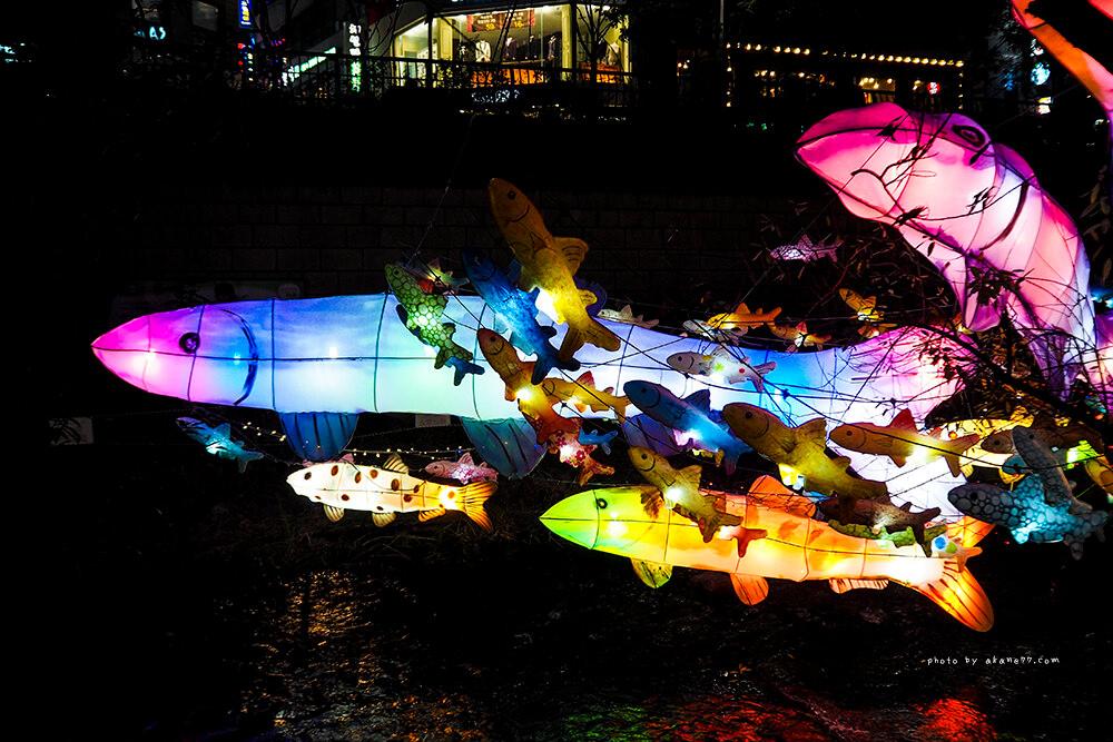 韓國首爾連線日記 Day3-北村 三清洞 清溪川 首爾燈節