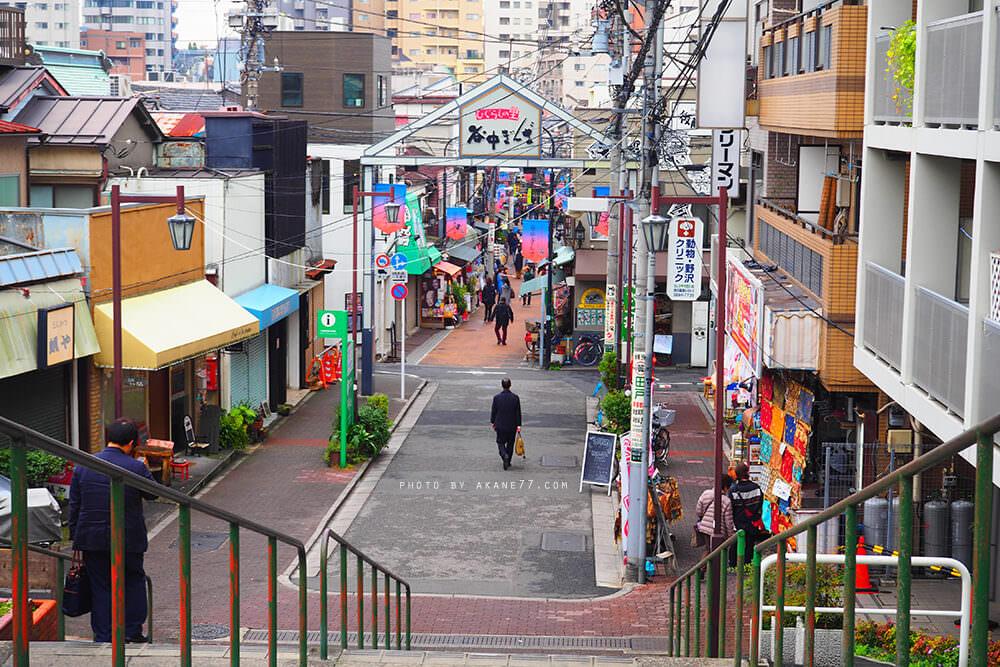 東京散策⎮谷根千日暮里 谷中銀座商店街