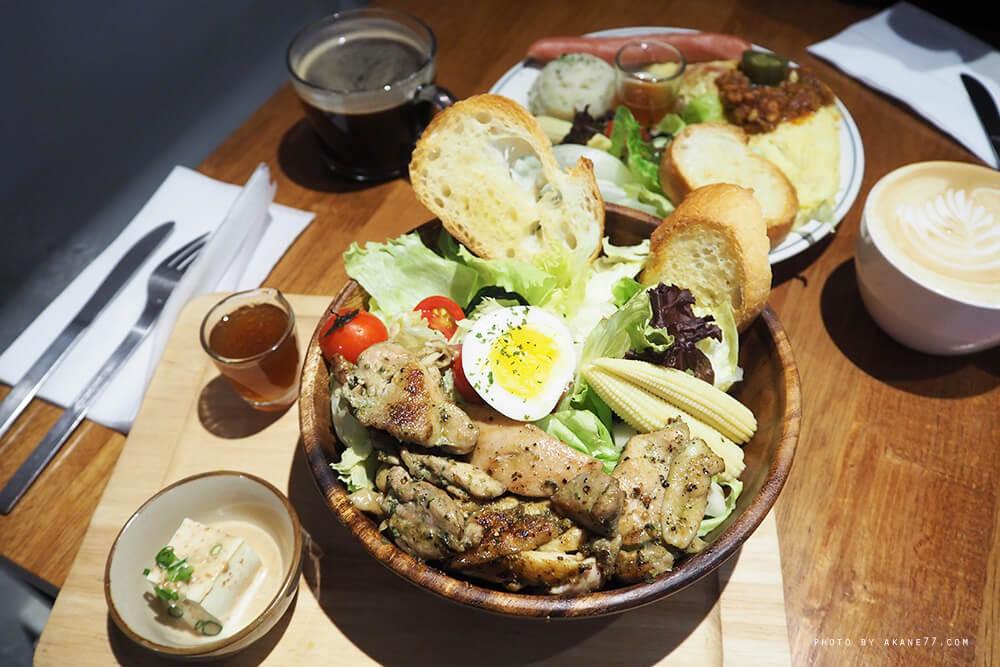 台中西區⎮齁優咖啡 HOYO Cafe 老宅咖啡早午餐