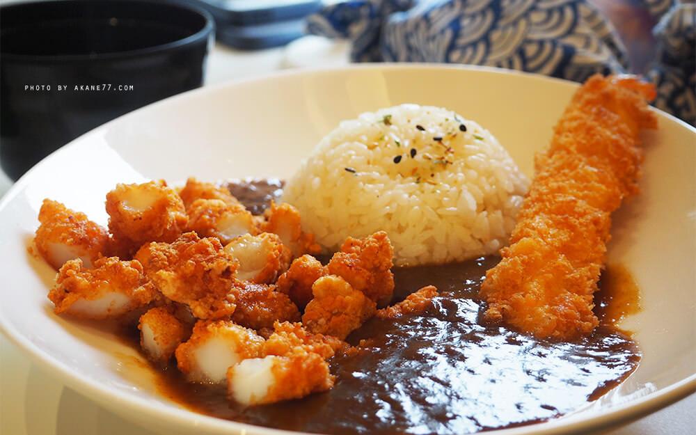 台中西區⎮TJ House台日未來工房 溫馨日本咖哩與布丁