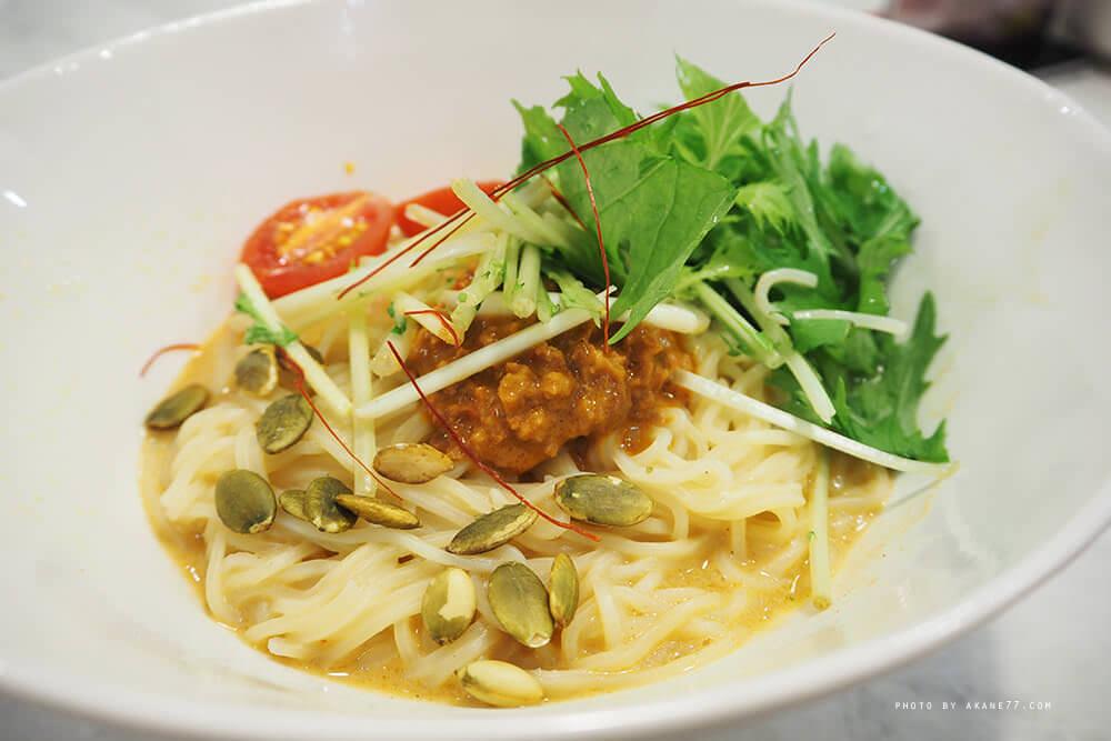 台中西區⎮T's Kagayaki 東京擔擔拉麵 純素也能很好吃