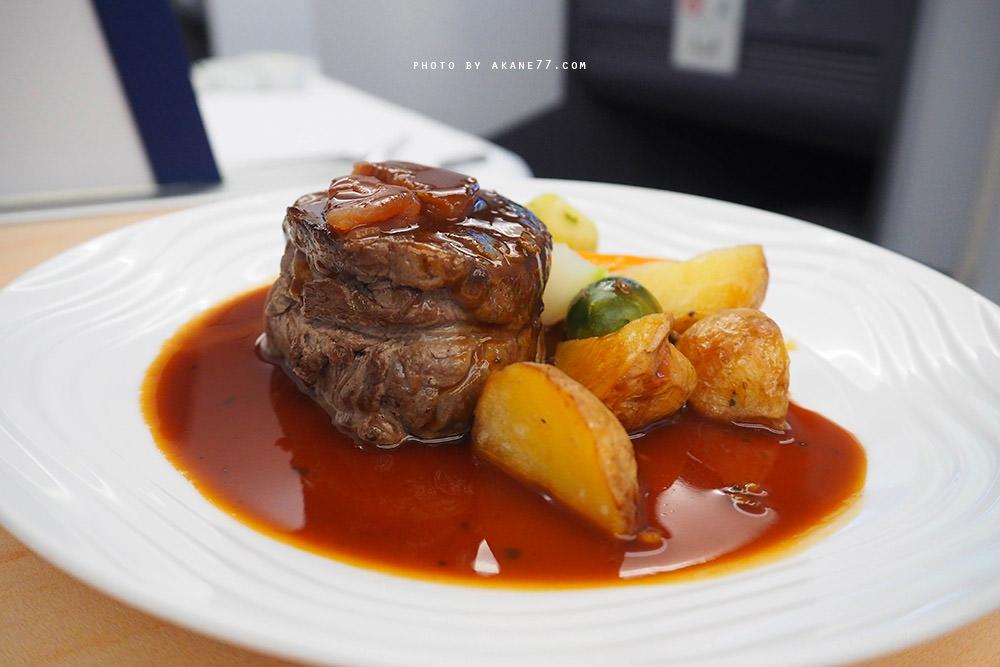 心得分享⎮ANA 全日空航空:東京羽田(HND)-加拿大溫哥華(YVR) – 商務艙飛機餐
