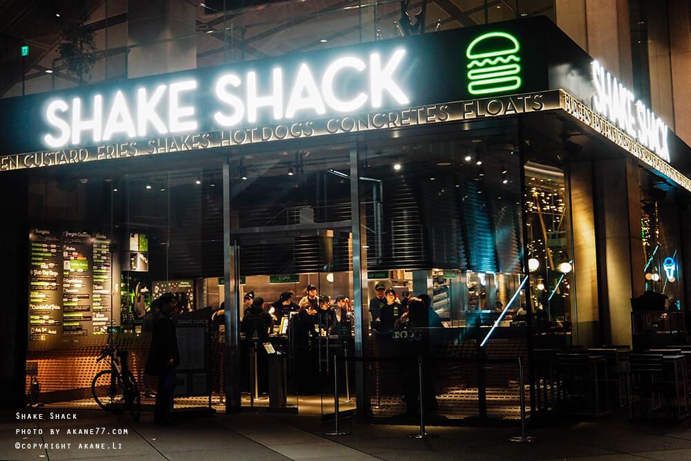 東京速食連鎖⎮紐約漢堡名店 SHAKE SHACK