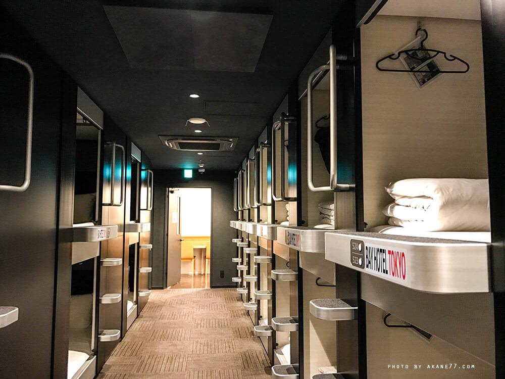 東京初體驗⎮日本橋BAY HOTEL 打破印象的膠囊旅館