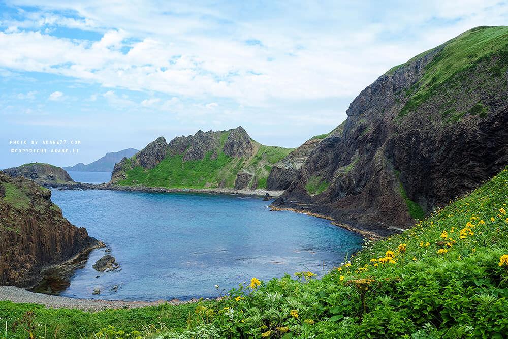 北海道稚內⎮日本最北端絕景 禮文島澄海岬