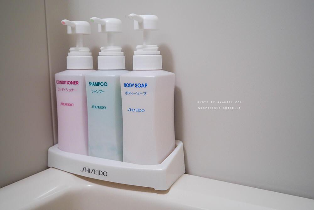 禮文島飯店Hotel REBUN-房間浴廁沐浴