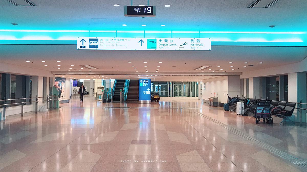 羽田機場 haneda-airport