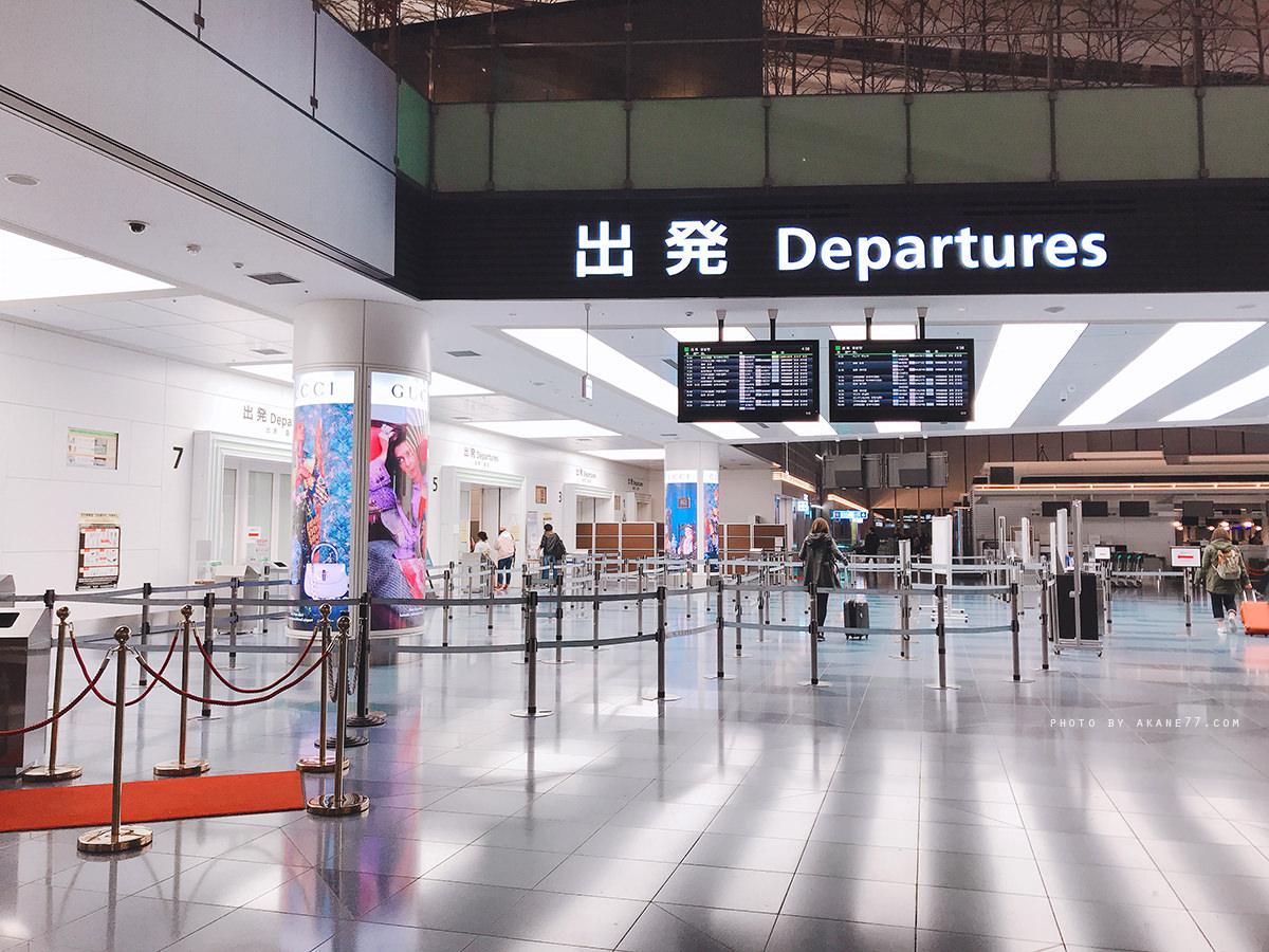羽田機場 Haneda airport 出關
