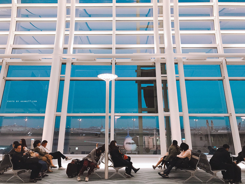 羽田機場 Haneda airport 國際航廈