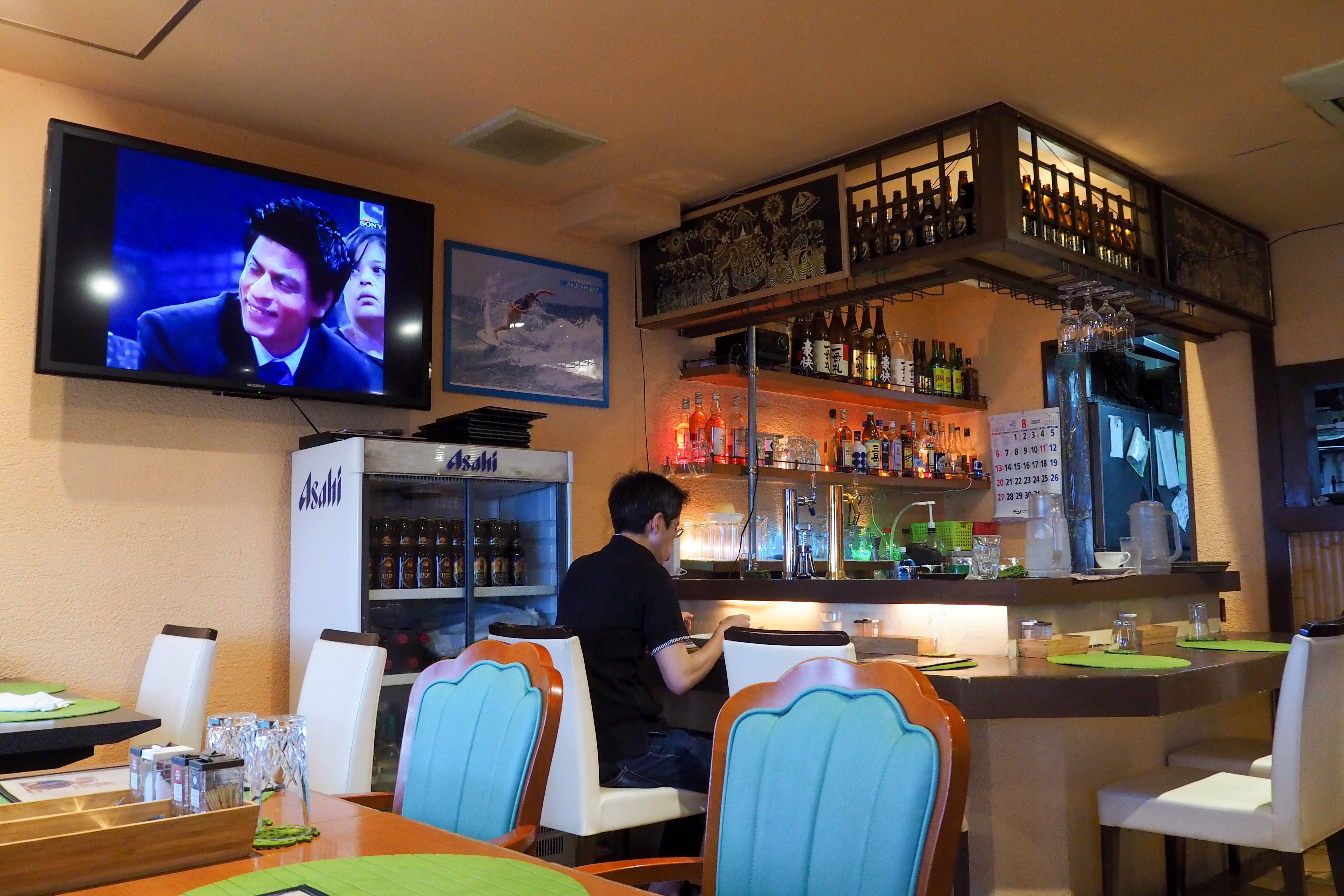 日本東京 斯里蘭卡料理