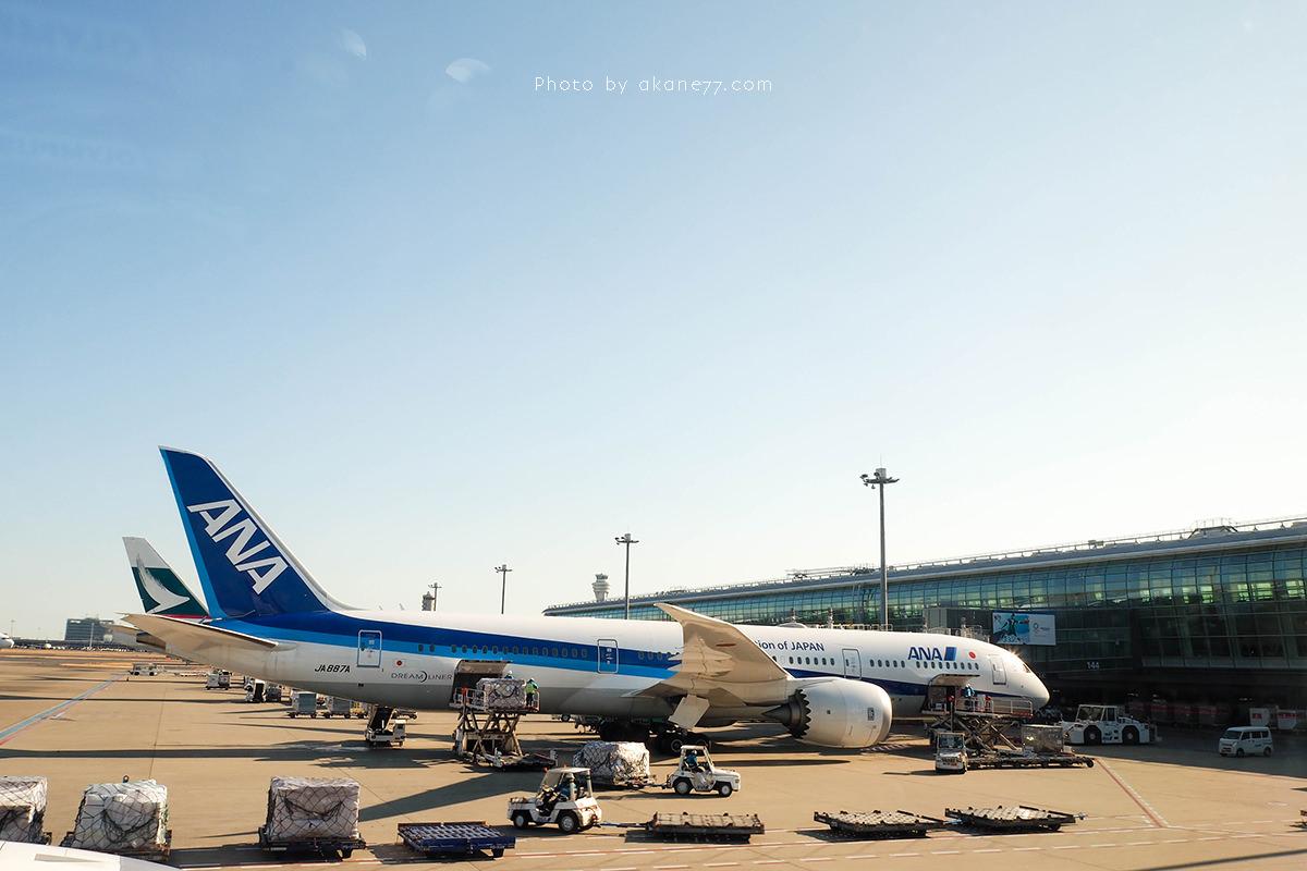 心得分享⎮ANA 全日空航空:東京羽田(HND)-台北松山(TSA) – 商務艙飛機餐