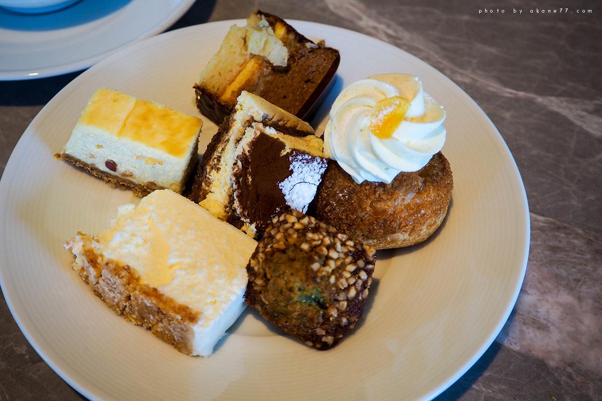 東京四季酒店 MOTIF RESTAURANT & BAR 百匯甜點