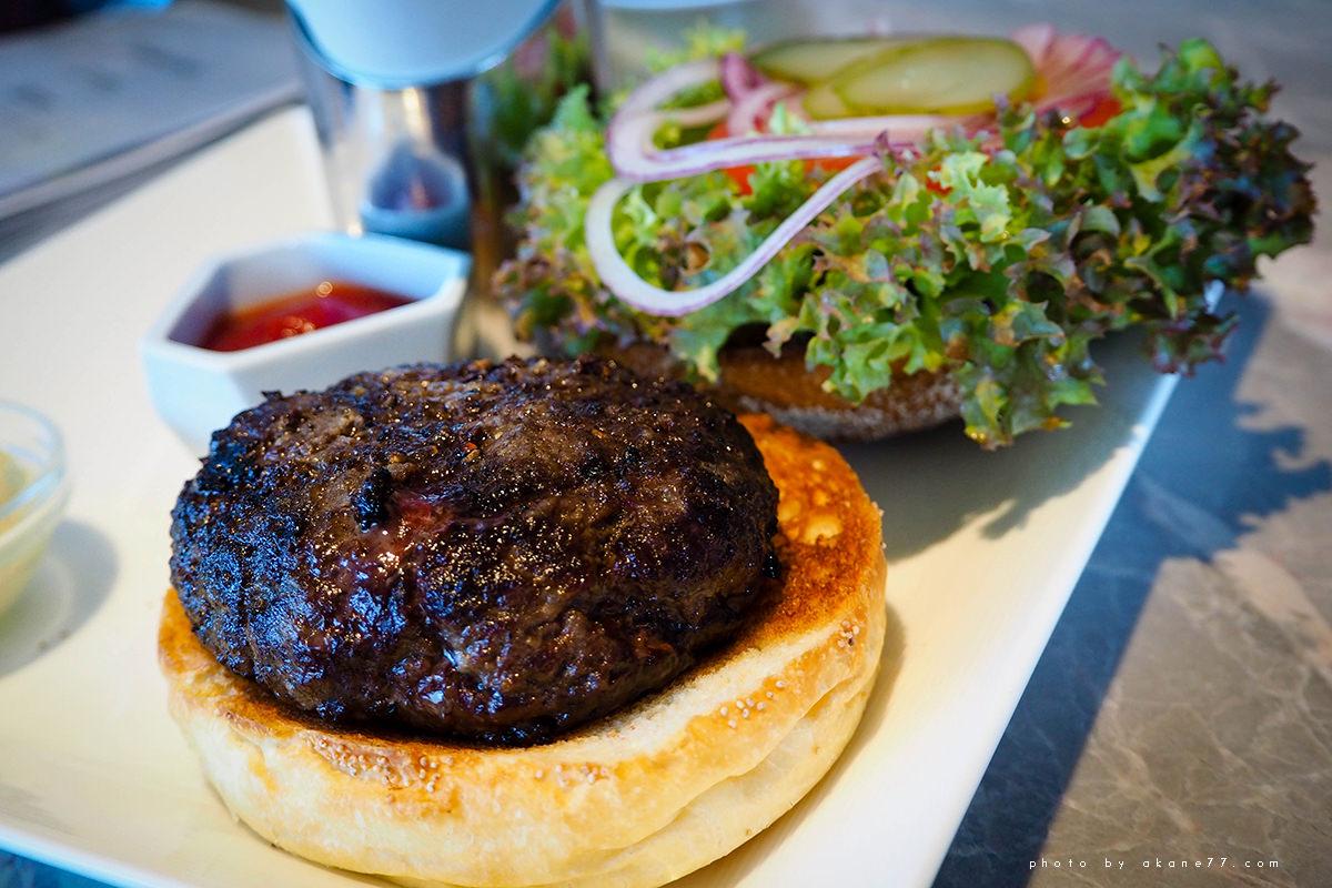 東京四季酒店 MOTIF RESTAURANT & BAR 和牛漢堡