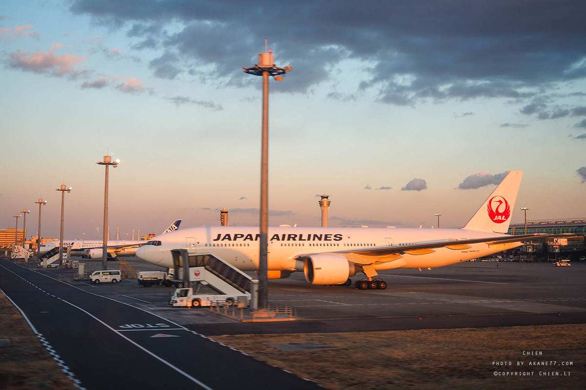JAL羽田 777-300