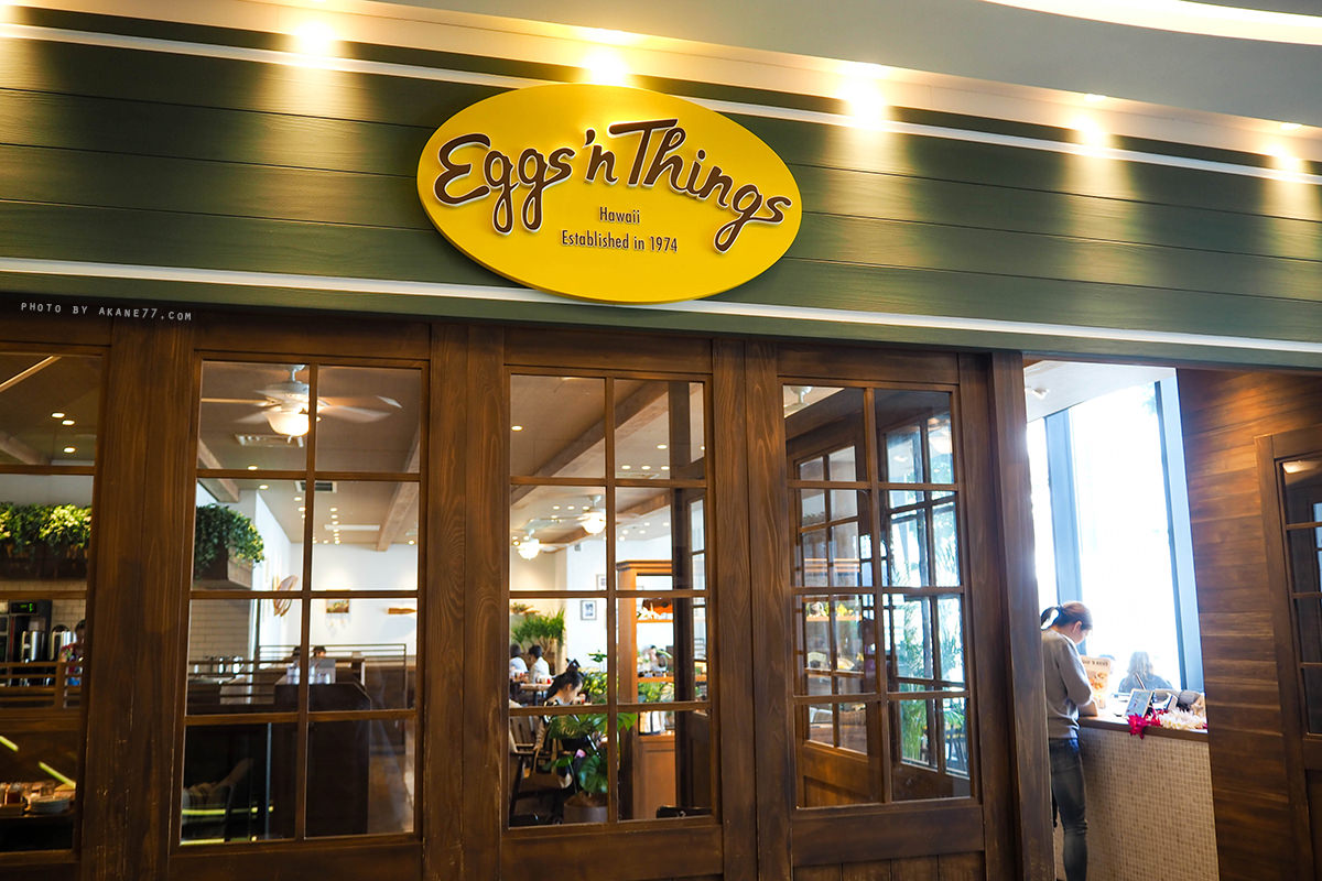 Eggs 'n Things 日本東京