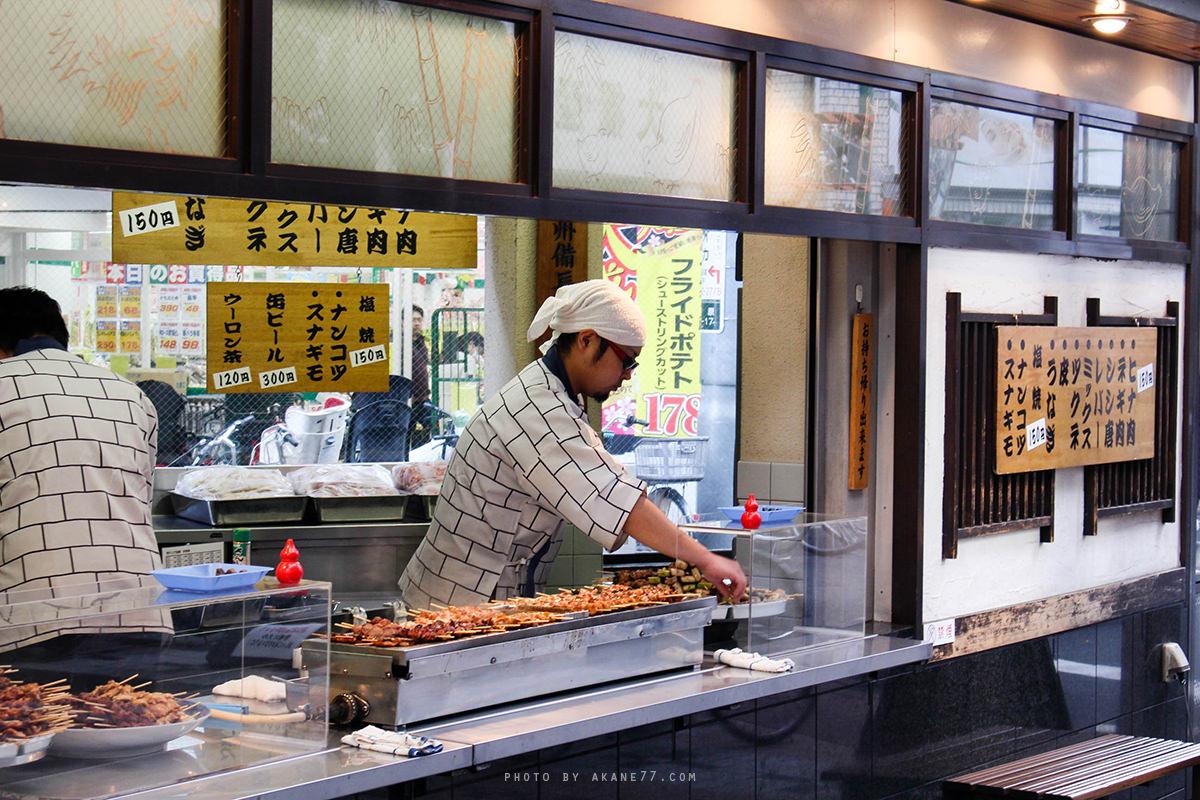 烤雞串 武蔵小山商店街