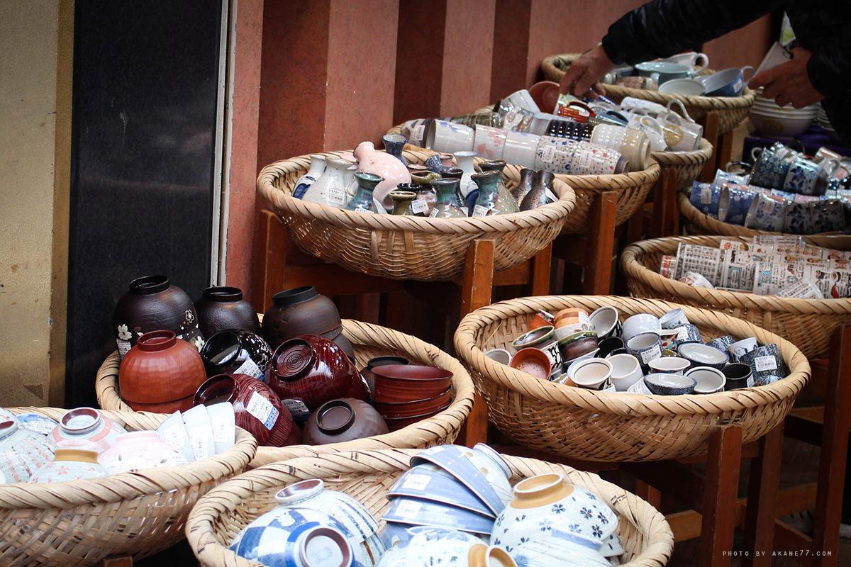 碗盤 武蔵小山商店街