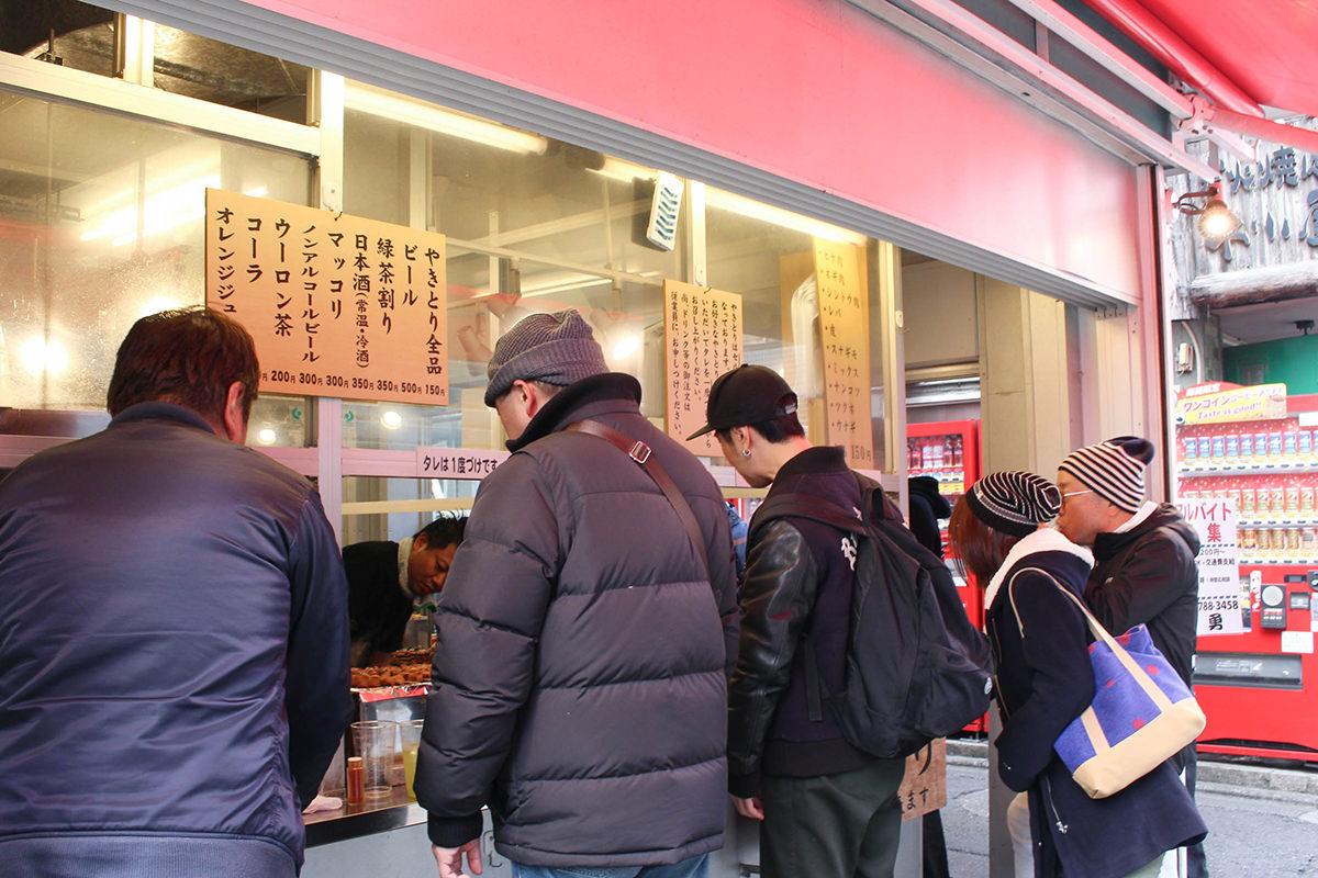美食武蔵小山商店街