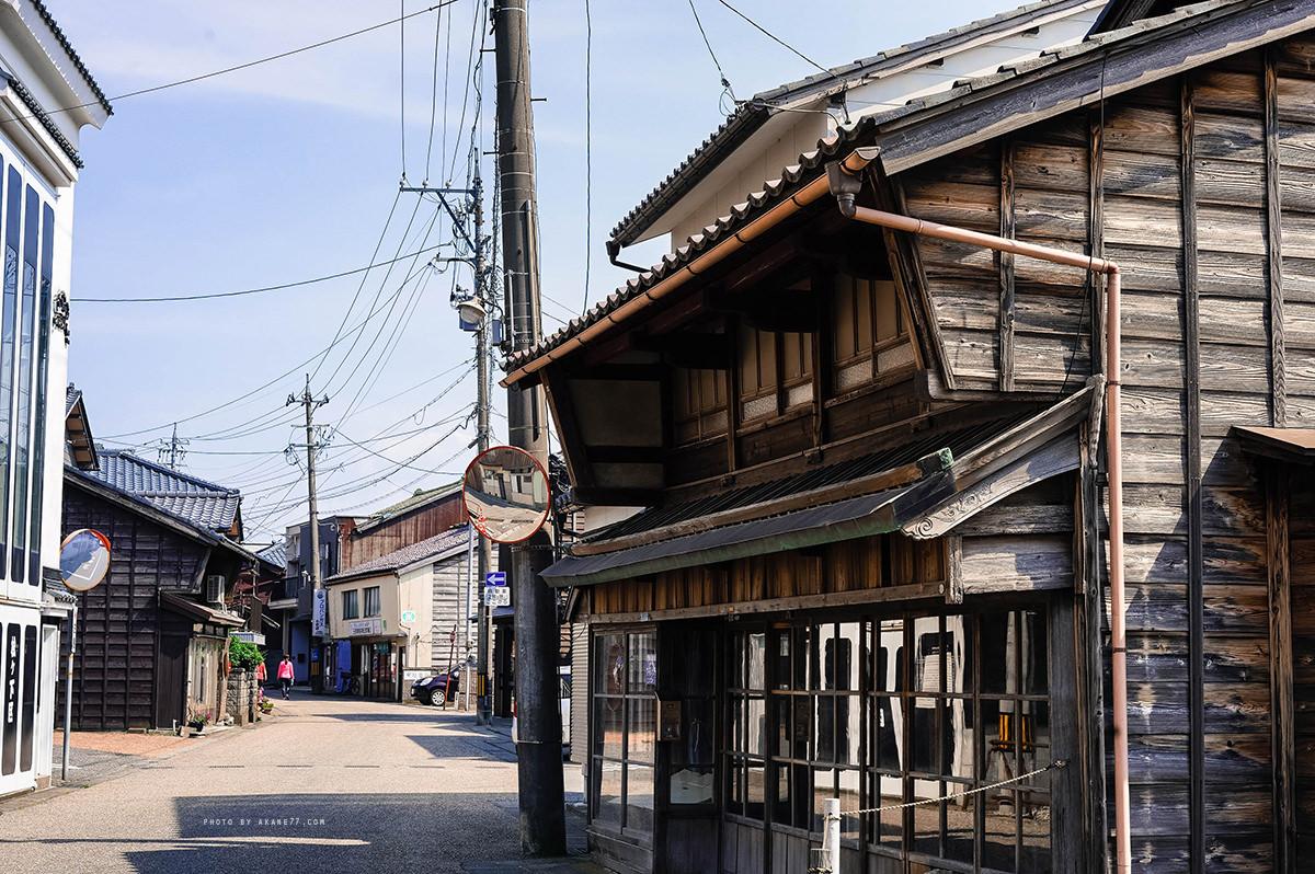福井景點「三國湊」老街散策漫遊