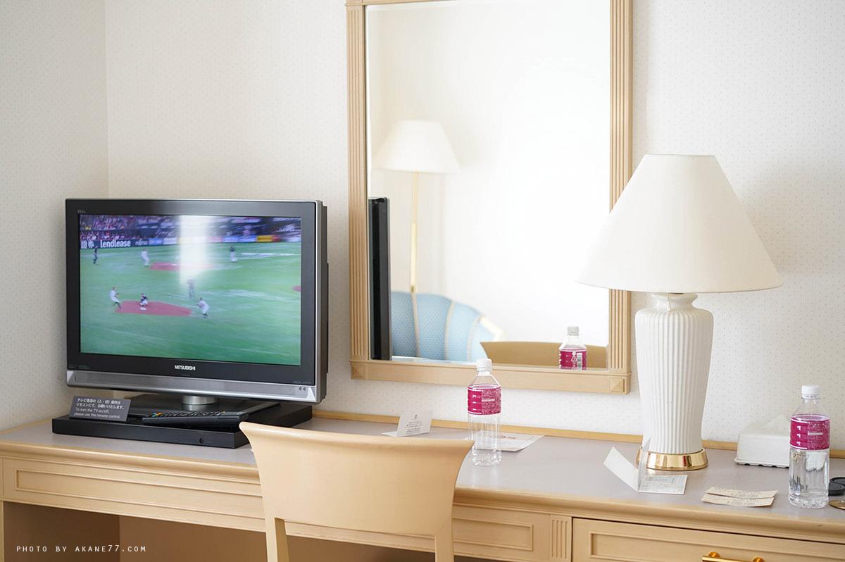 小樽住宿 Authent Hotel Otaru 房間電視