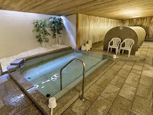 小樽住宿 Authent Hotel Otaru 桑拿