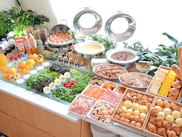 小樽住宿 Authent Hotel Otaru早餐