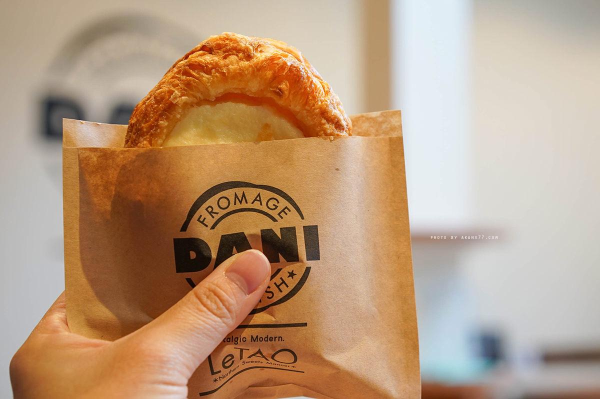 LeTAO 小樽DANI丹麥麵包小吃