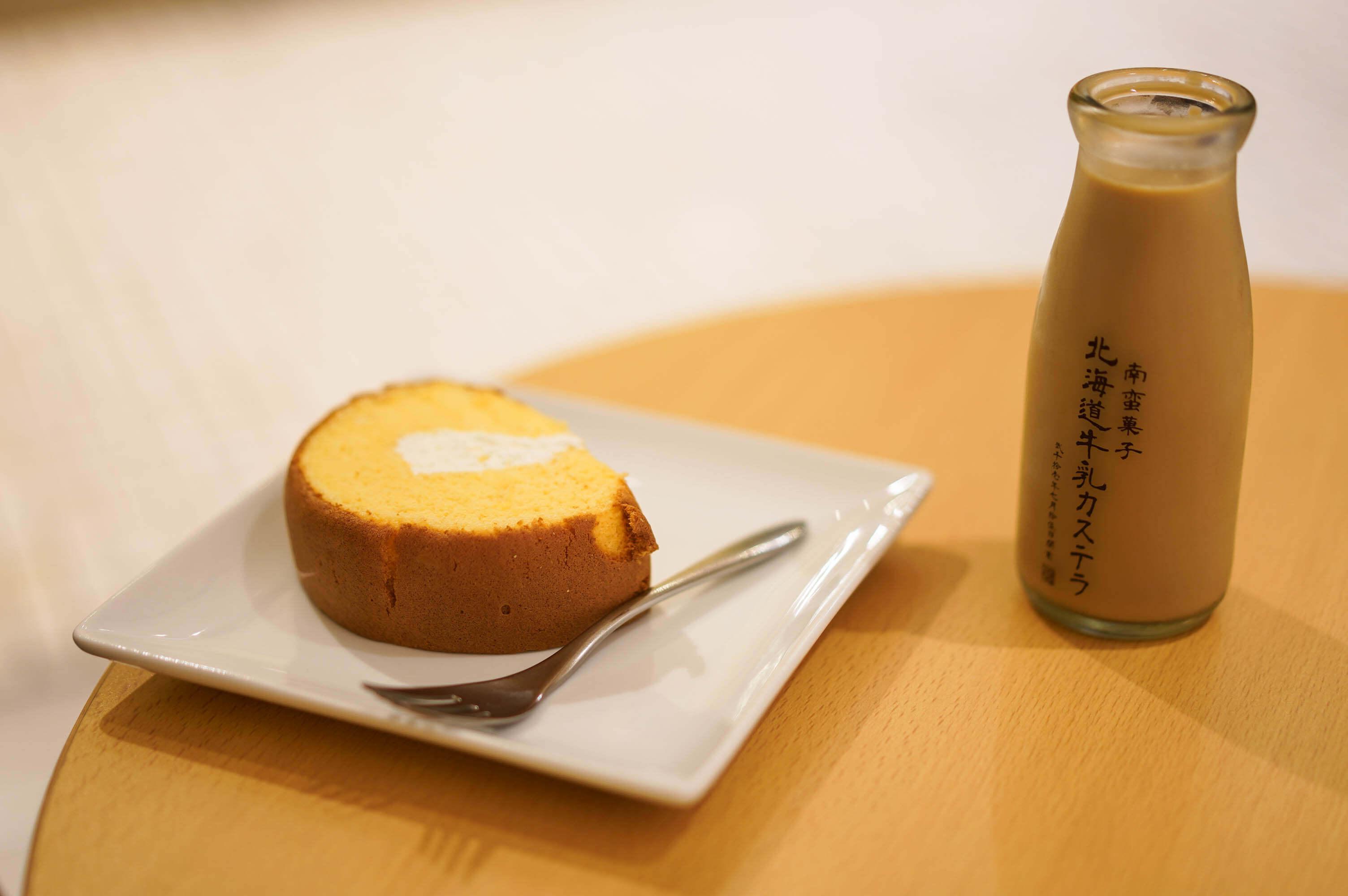 北海道新千歲機場北海道菓子カステラ