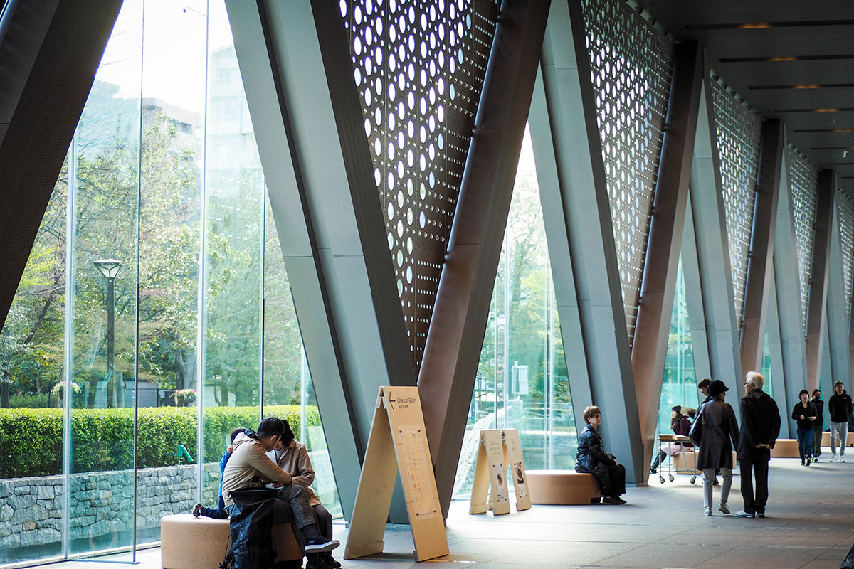 清澄白河 東京都現代美術館 MUSEUM OF CONTEMPORARY ART TOKYO