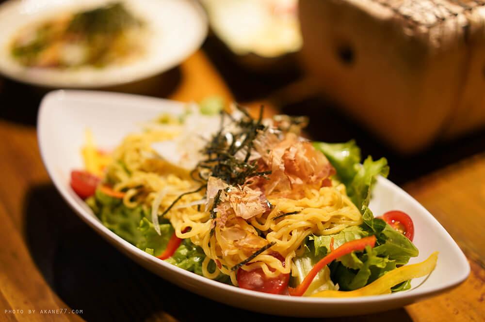 北海道 拉麵沙拉