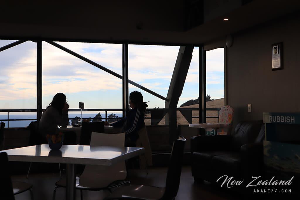基督城纜車 空中咖啡廳