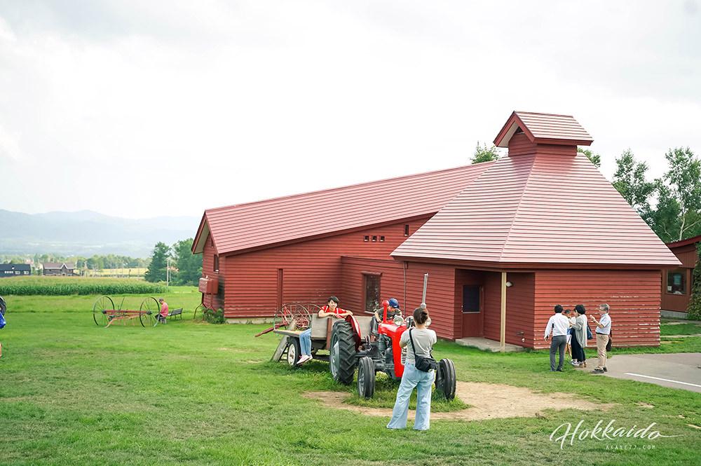 二世谷景點高橋牧場