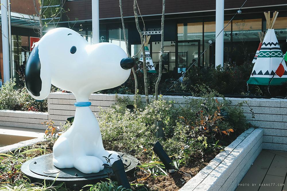 東京史努比博物館 snoopy
