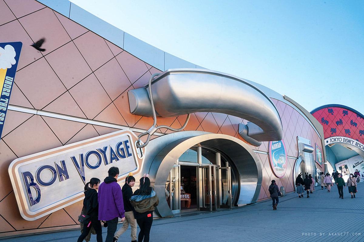 千葉舞浜站】免門票!把迪士尼園內商品帶回家-bon voyage篇