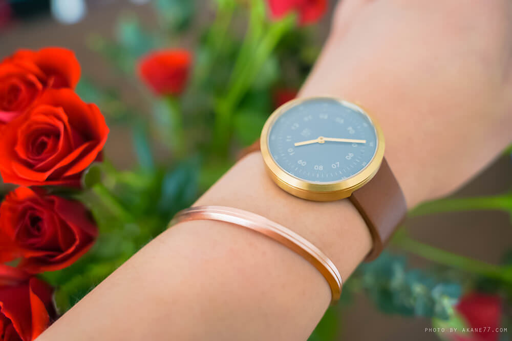 MAVEN手錶玫瑰金配件手環
