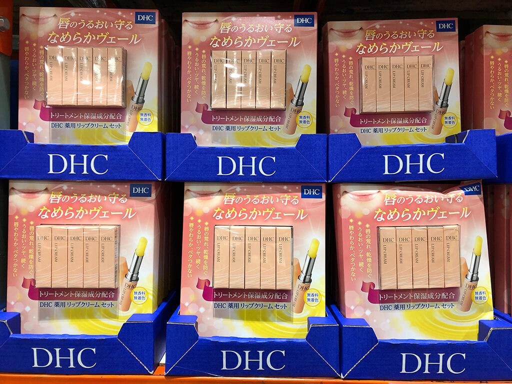 日本costco好市多 藥妝DHC護唇膏