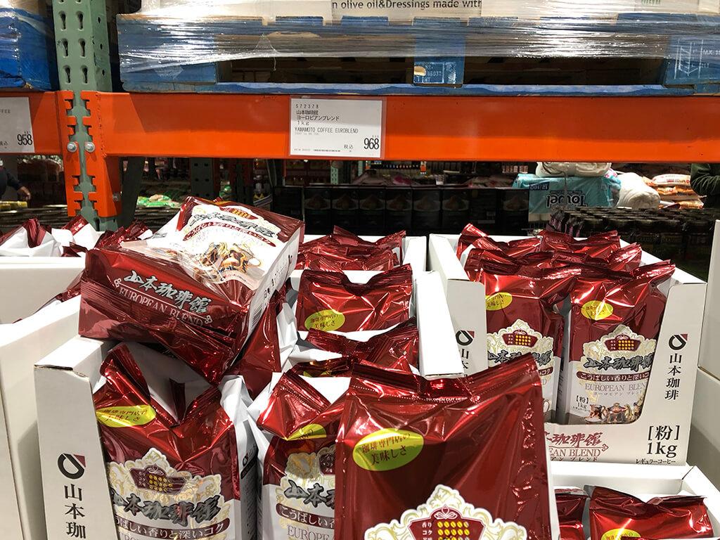 日本Costco好市多 咖啡粉
