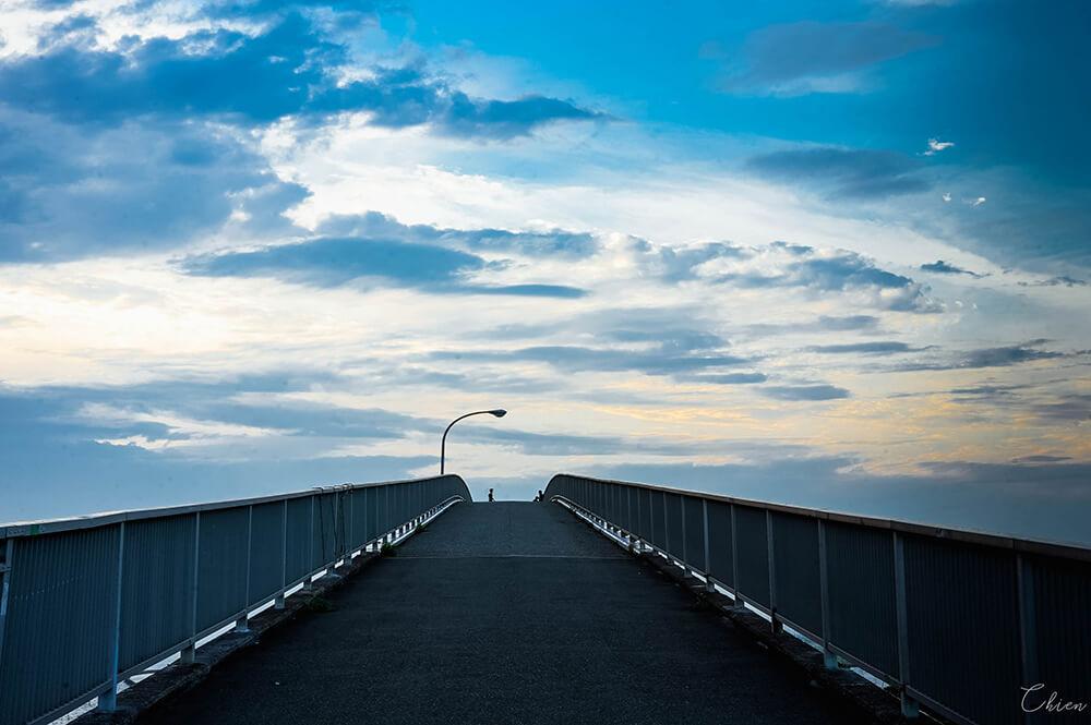 日本千葉縣景點推薦 木更津中之島大橋3