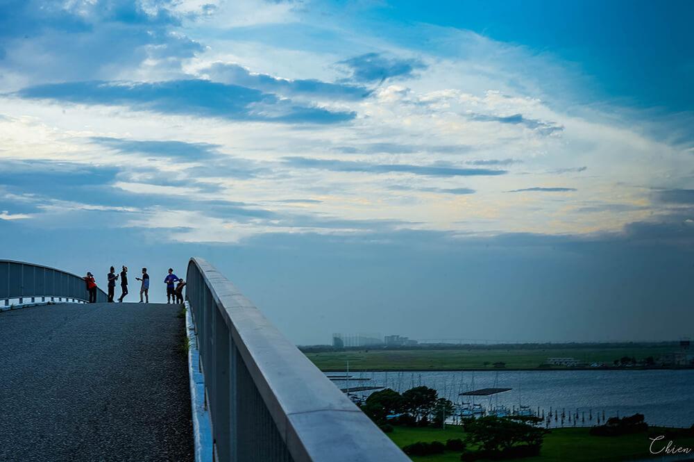 日本千葉縣景點推薦 木更津中之島大橋2