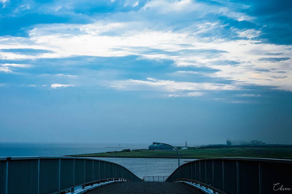 日本千葉縣景點推薦 木更津中之島大橋