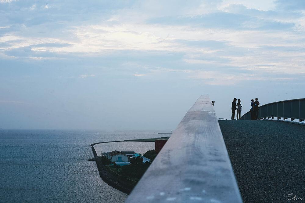千葉景點 木更津貓眼 中之島大橋2