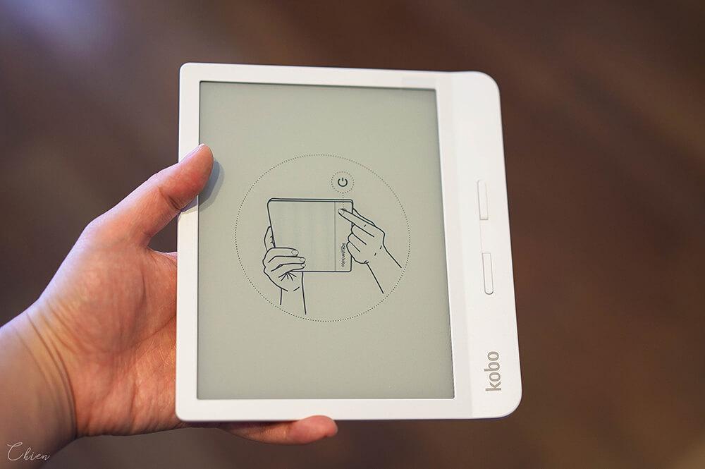 kobo 電子閱讀器心得分享開箱