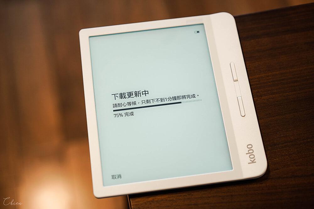 Kobo Libra H2O7吋 電子閱讀器心得分享