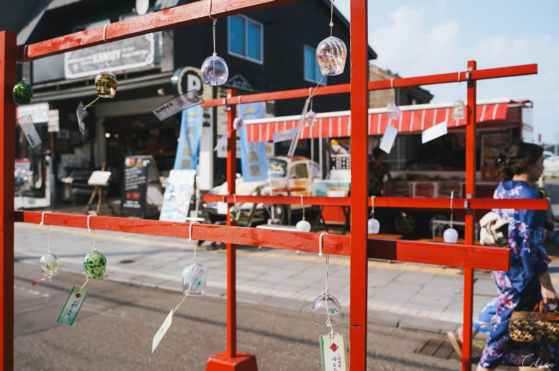 北海道夏日風情!小樽浴衣風鈴祭典3
