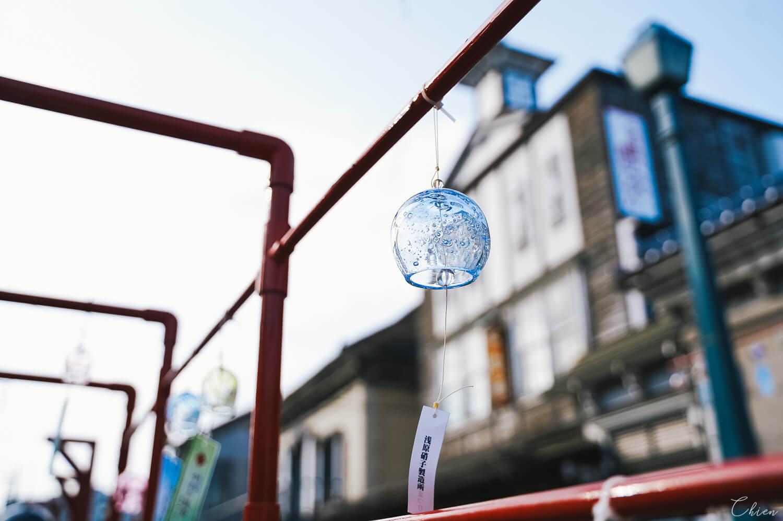 北海道夏日小樽浴衣風鈴祭典2