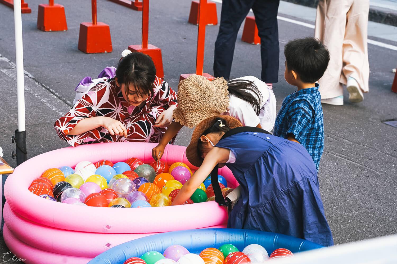北海道 小樽堺町通商店街浴衣風鈴祭典